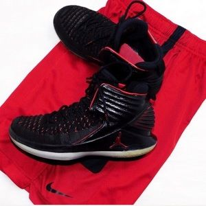 Nike Air Jordan XXXII 32 BG Youth Shoes Size 4